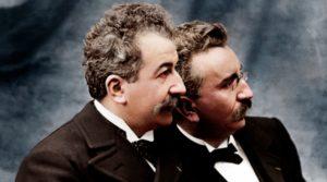 Hermanos Lumiére Creadores del cine