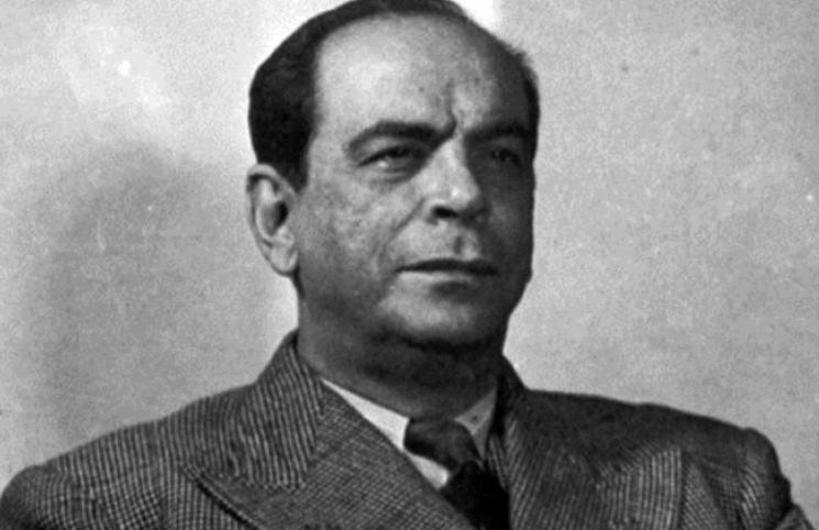 Ex - Presidente de Venezuela Rómulo Gallegos
