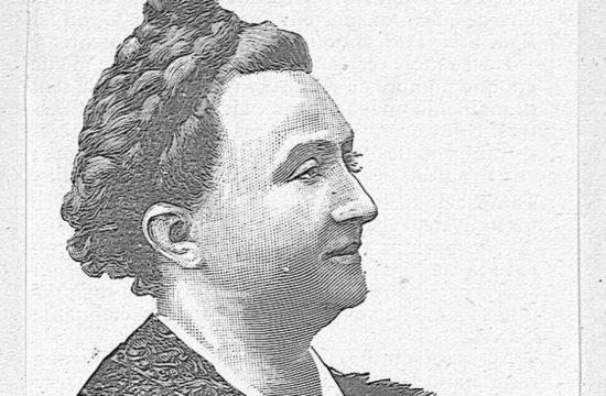 La primera doctora francesa Madeleine Brès