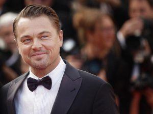 El gran actor Leonardo Di Caprio
