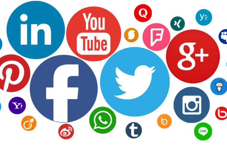Redes sociales mas usadas en las empresas
