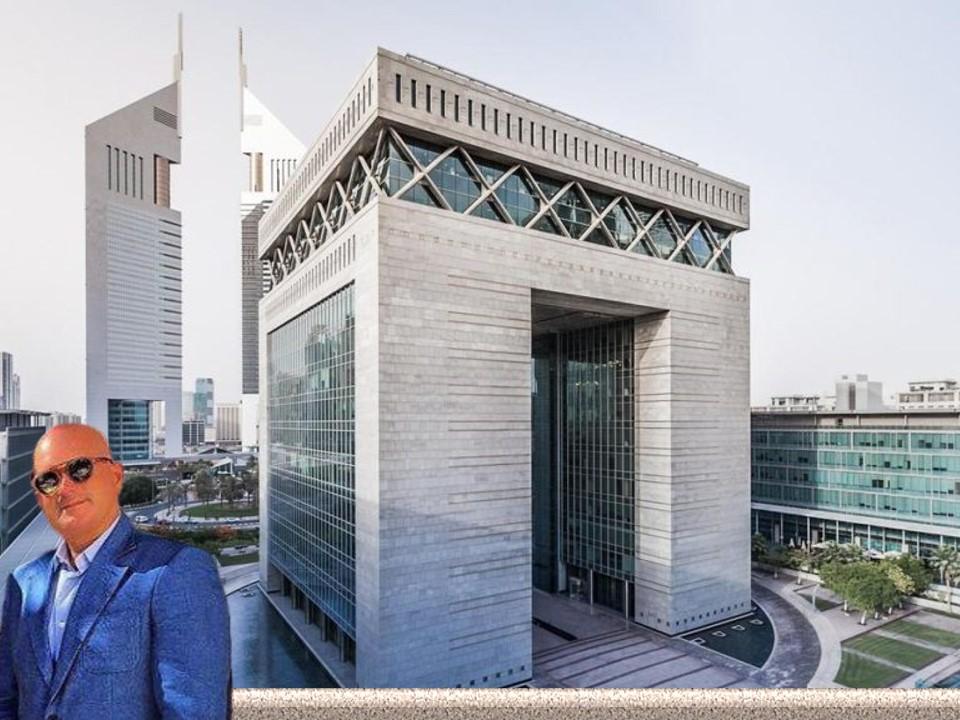 Gustavo Mirabal Castro en Dubái - Emiratos Árabes Unidos