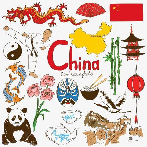 Símbolos importantes de la Cultura China