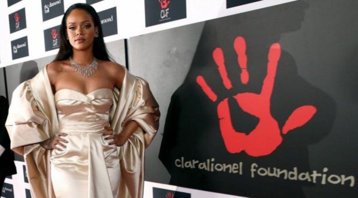 Fundación Clara Lionel de Rihanna