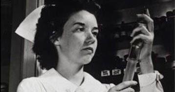 Letitia Geer inventora de la inyectadora