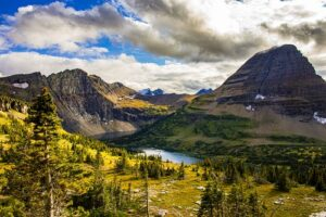 Glacier National Park, Estados Unidos..
