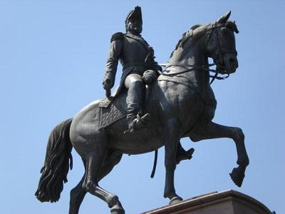 El caballo de Espartero