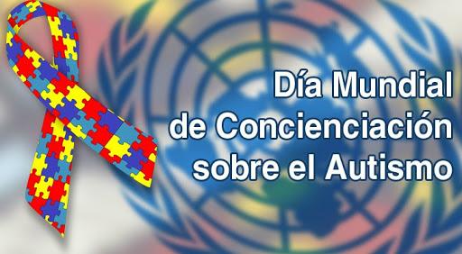 Día Mundial del Concienciación sobre el Autismo