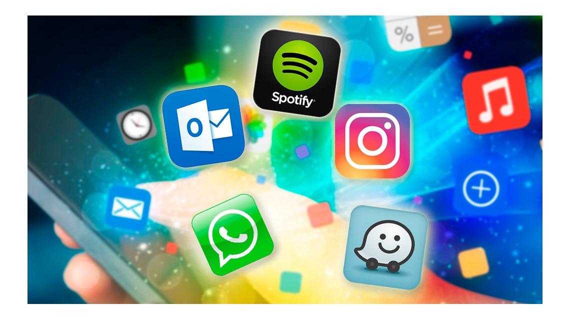 Aplicaciones en el celular