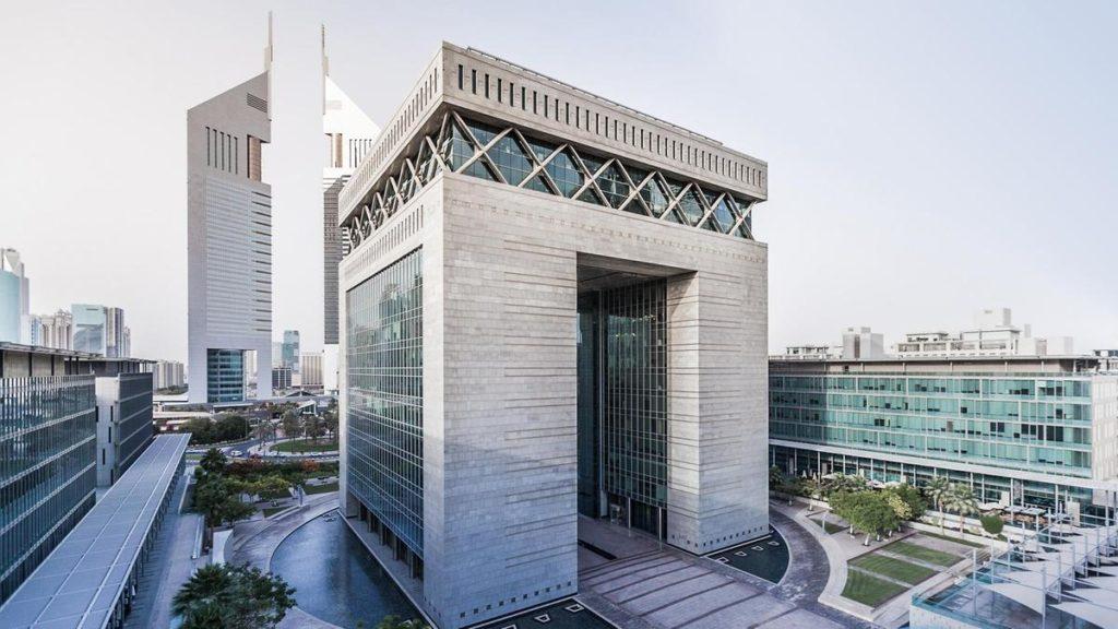 Dubái-oficina-centro-finaciero