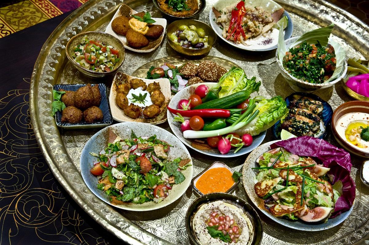 Gastronomía de Dubái