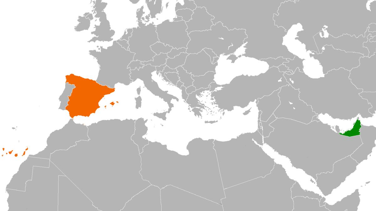 España y Emiratos Árabes Unidos: Otros destinos que Gustavo Mirabal ha experimentado