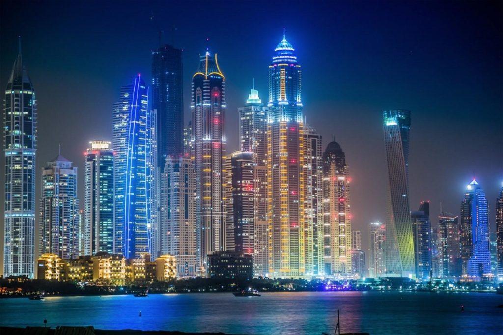Dubái la ciudad actualidad de Gustavo Mirabal