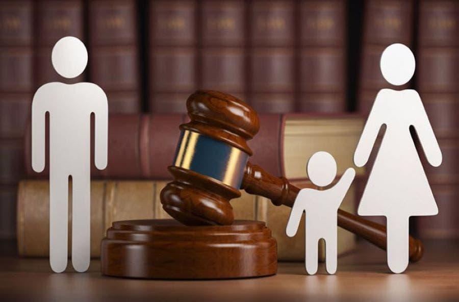 Materia de derecho de familia