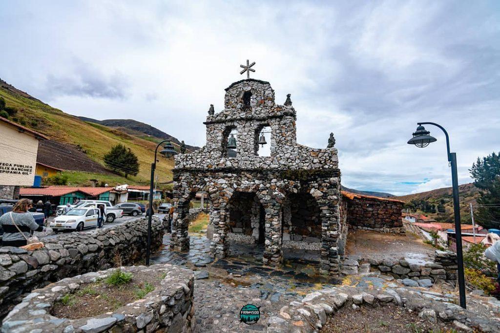 Capilla de Piedra de Juan Félix Sánchez.