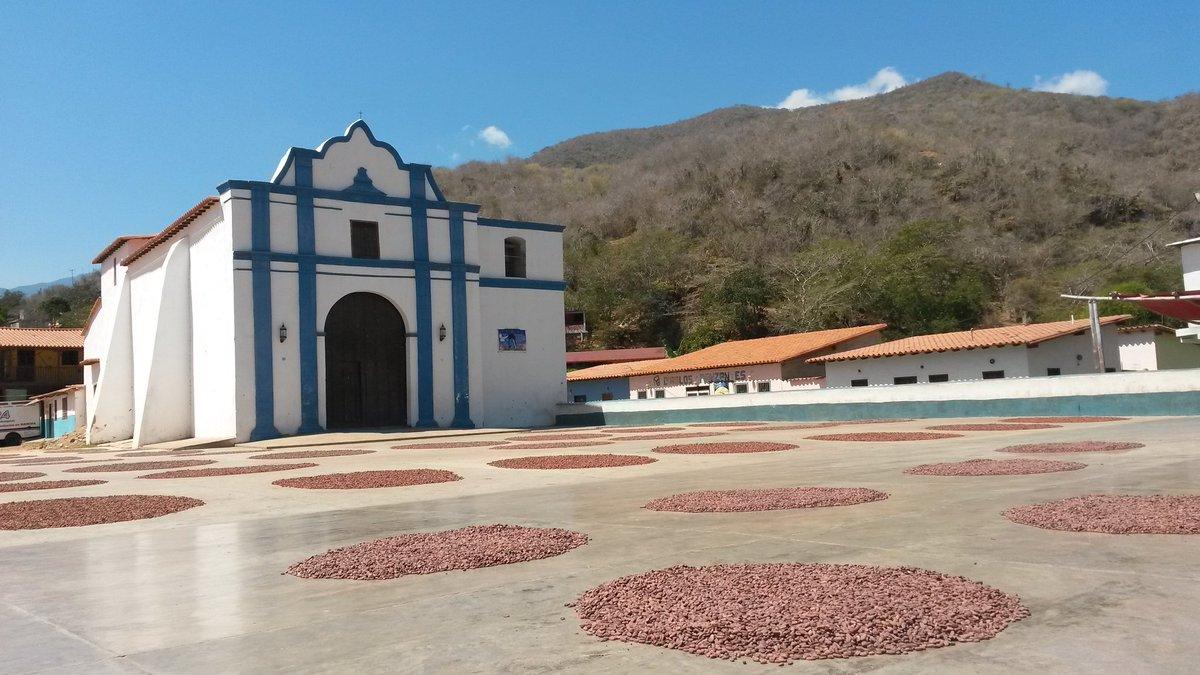 Chuao un pueblo de Aragua