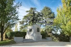 Estatua de Simón Bolívar en el Parque del Oeste