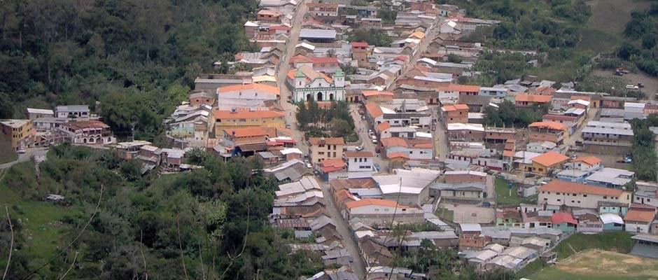 La Quebrada - Municipio Urdaneta - Edo Trujillo