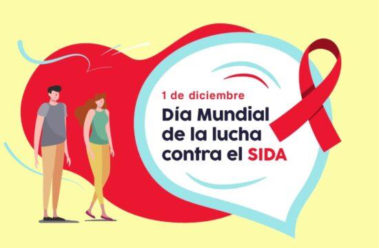 Día Mundial de la Lucha contra el SIDA.