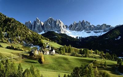 Alpes Suizos: Un paisaje de ensueño