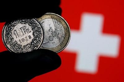 Economía de Suiza