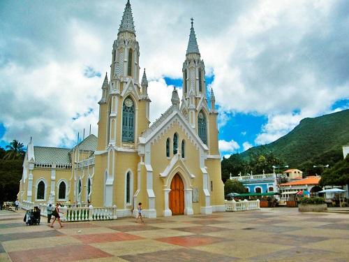La Basílica Menor de Nuestra Señora del Valle