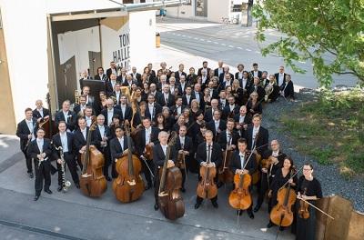 Orquesta de la Tonhalle en Zúrich