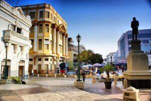 Plaza Baralt de Maracaibo
